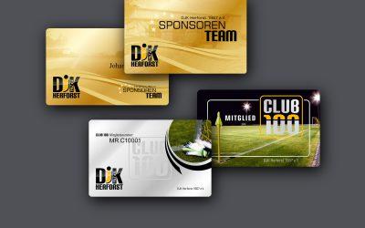 DJK-Mitgliedskarten